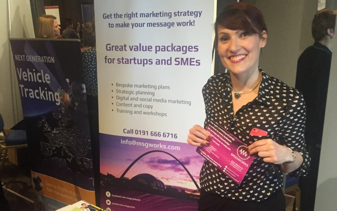Review: Newcastle Business Expo 2015